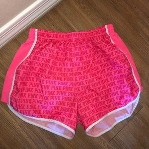 PINK Victoria's Secret Athletic Shorts PERFECT S